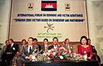 Towards Zero landmine Victims Based on Ownership and Partnership (1998).