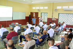 Iraqi Mine Action Experts is going to start training at CMAC Technical Institute of Mine Action (TIMA) in Kampong Chhnange Province.