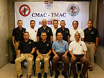 Management teams from the Thailand Mine Action Centre (TMAC) and the Cambodian Mine Action Centre (CMAC) met at the borders of Cambodia-Thailand to strengthen our cooperation!